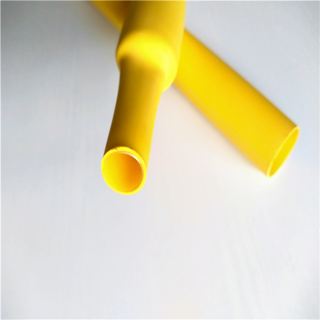 3:1 Dual wall heat shrink tube with hot melt adhesive lining