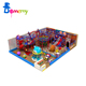Fashional soft play indoor playground equipment big slides for 5 to 8 years old slides for kids plastic children indoor