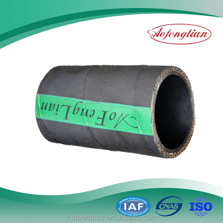 Smooth and cloth surface water oil rubber hose