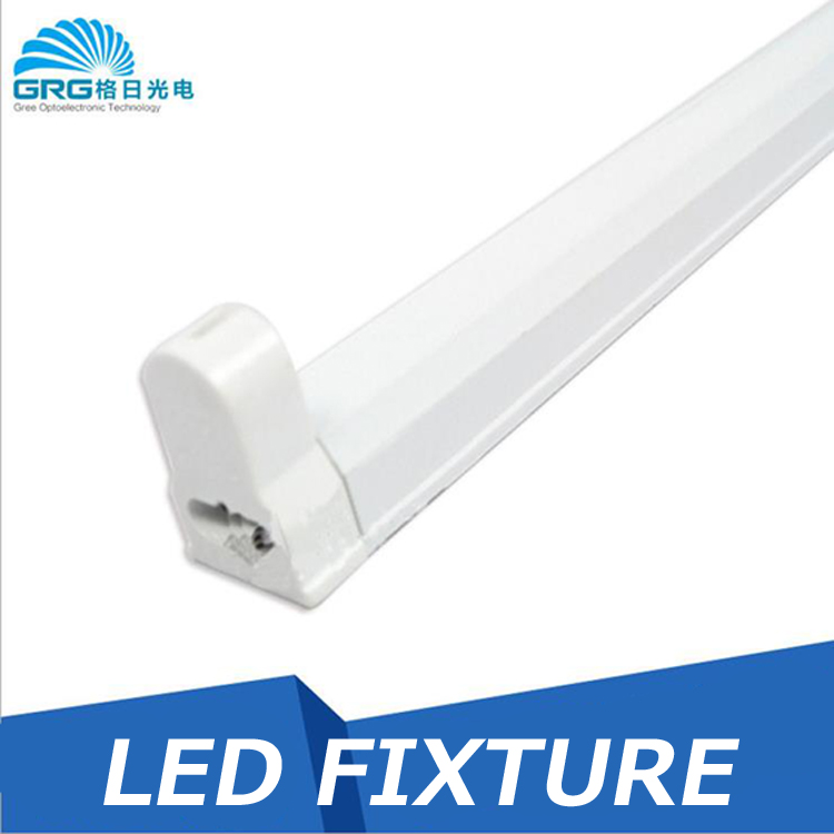 Fixture without ballast, 1.2m tube holder g13 fixture for t5/t8 led tube light