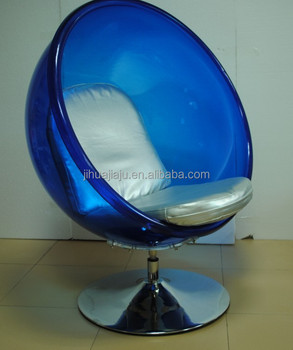 modern acrylic hanging bubble chair for sale jh1002b