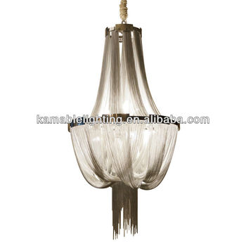 Ka202.modern Chain Chandelier Lighting Fixture - Buy Chandelier ...