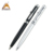 New Style Customized Promotional 2 in 1 Multifunction Red Ray Metal UV light Laser Pointer Ballpoint Pen with with presentation