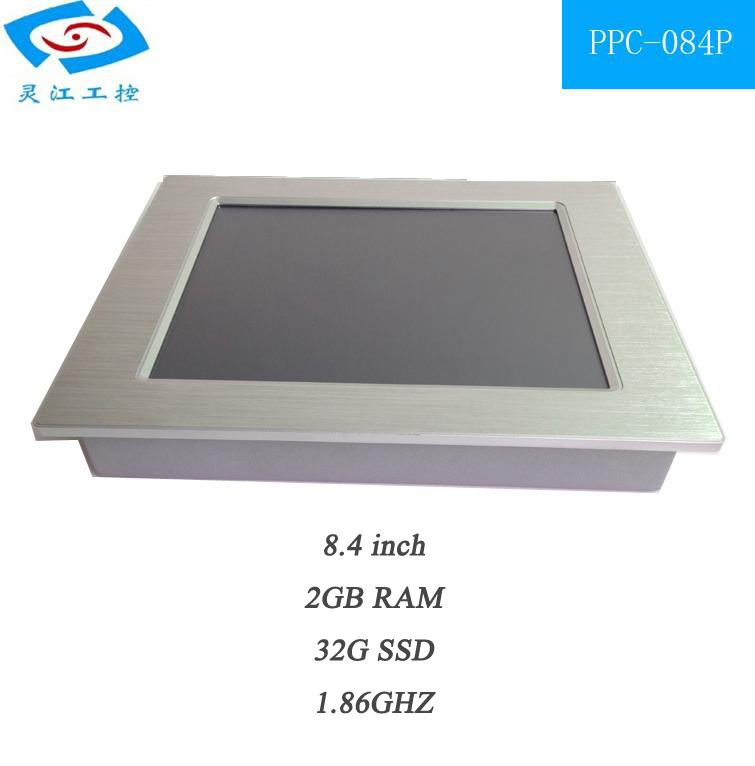 Industrial Fanless LCD all in one pc touch panel PC tablet pc 15 inch