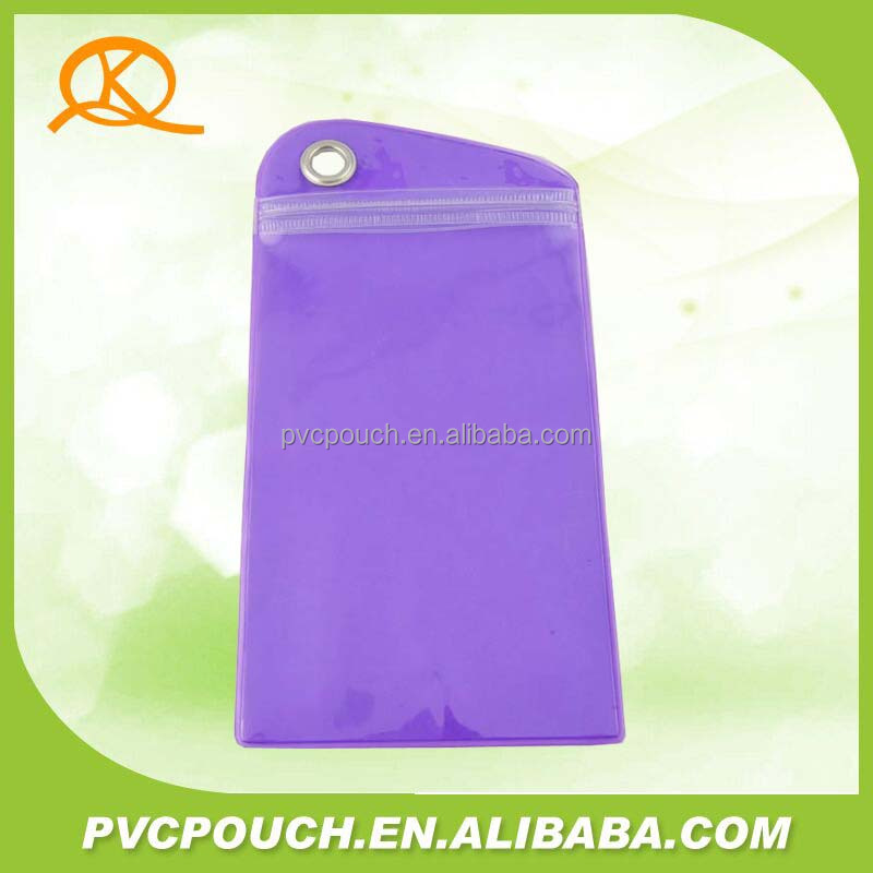 Alibaba Wholesale transparent PVC smartphone plastic iphne 6 bag