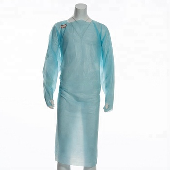 Hospital Use Anti Blood Disposable Medical Clothing,Disposable ...