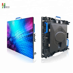 China manufacture P4 full color led display outdoor led screen