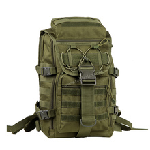 Green edc customizable military rucksack day pack trekking backpack for wholesale hiking