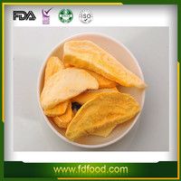 green day dried fruit chips freeze dried mango