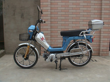 Lightweight lady' gas moped 50cc, 4 Stroke single cylinder,air cooded Mini bike
