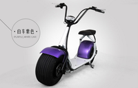 Leadway chrome balance city electric scooter chinese snowmobile