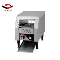 New Products Commercial Electric Belt Conveyor Bread Toaster