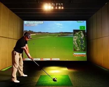 Golf Simulator For Sale >> Pgm Screen Golf Simulator Price