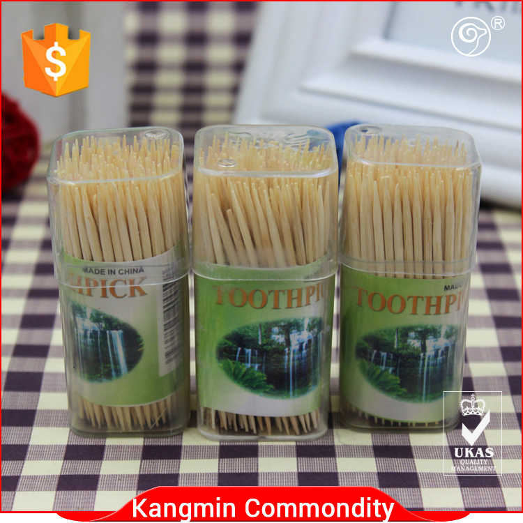 china toothpick factory production bamboo toothpick in bulk