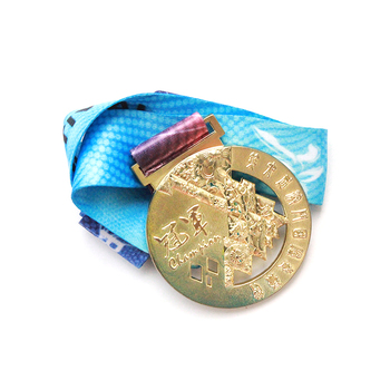 China  Cheap Custom Trophies 2018 Fields Medal Prediction, Football Soccer Medal