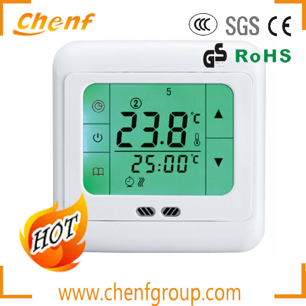 Hot !!! Hotel Cooling and/or heating Room Thermostat with LCD Backlight