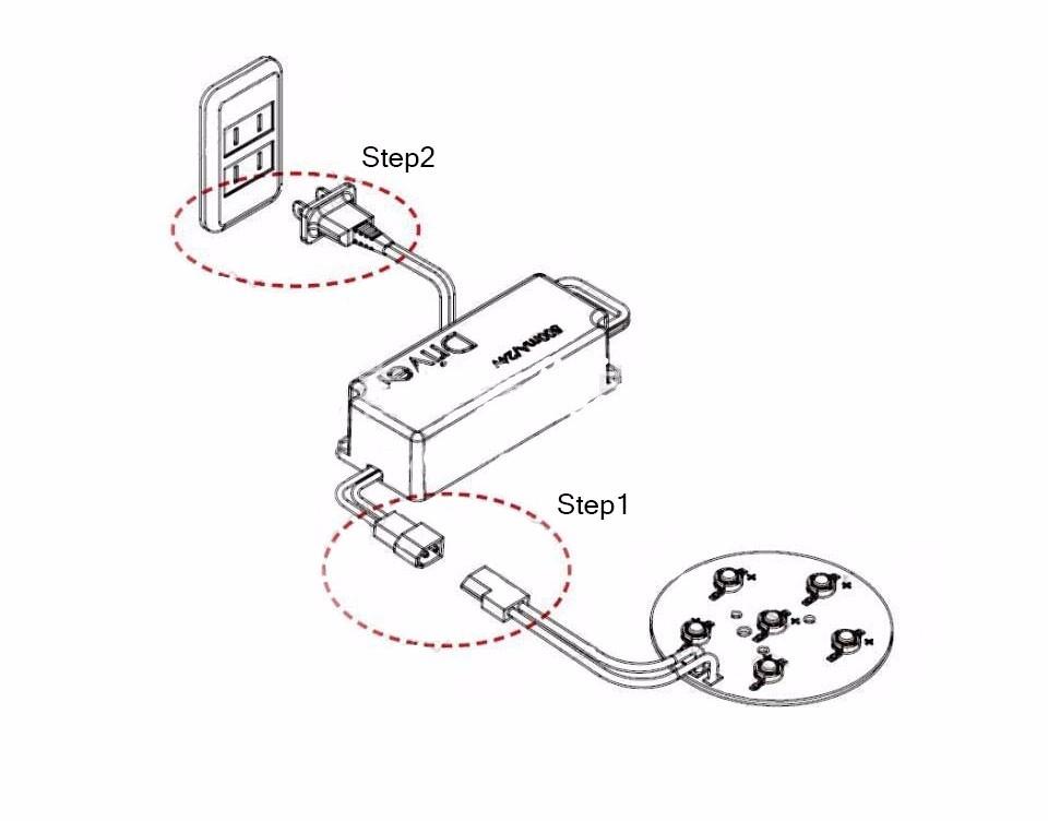 Detail Feedback Questions About 20pcs 100 Taiwan Original Full Watt