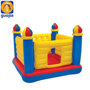 pink inflatable princess bouncy castle,trampoline complex castle,china jumping castle for sale