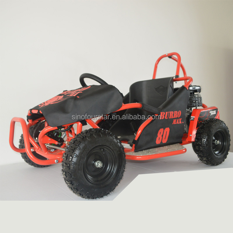 Fashionable EPA approved electric go kart for fun