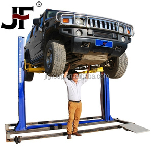 High-Tech car lift 2 post 4 5 ton