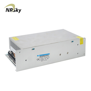 500W 41A 12V DC Power Supply Switching For Led Strip Light DC12V Transformer AC-DC SMPS With Display Billboard Industrial LAMP