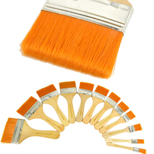 bristle paint brush wooden handle paint brush cheap paint brushes