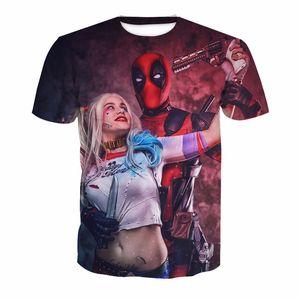 3D Printed Custom Printed Tshirt And Graphic Tee Woman & Men