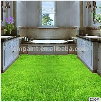 Umweltfreundlicher Kunstharz Epoxidharzboden Fur 3d