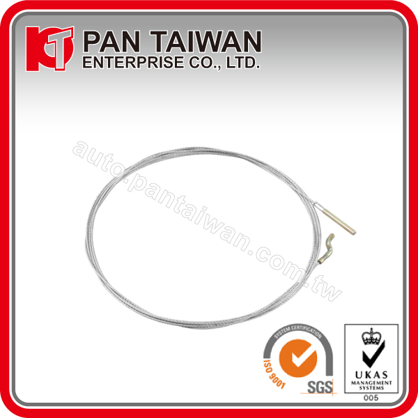 111721555E for VW for T1, BEETLE 65-71, KARMANN CHIA 1965-71 ACCELERATOR CABLE
