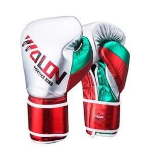 Metal Color Boxing Gloves suitable for boxing training children boxing gloves accept custom