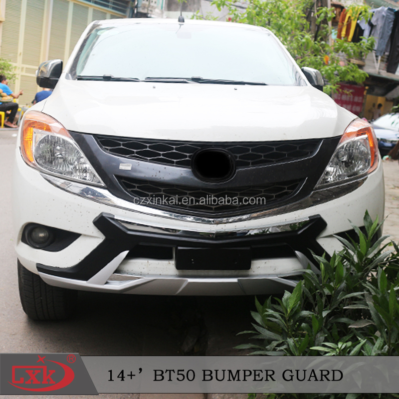 High quality ABS front bumper for Mitsubishi L200 2016+