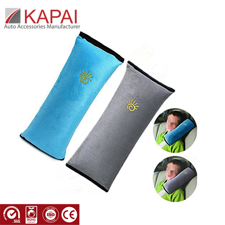 Car Safety Belt Protect Adjuster Vehicle Seat Belt Safety Covers Adjust Vehicle Shoulder Pads