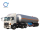 Japanese HINO 6X4 tractors with 25tons lpg tanks semi trailer in india