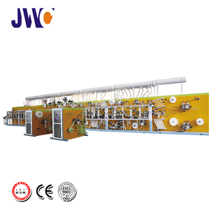 Sanitary Pad Buner Making Machine In China