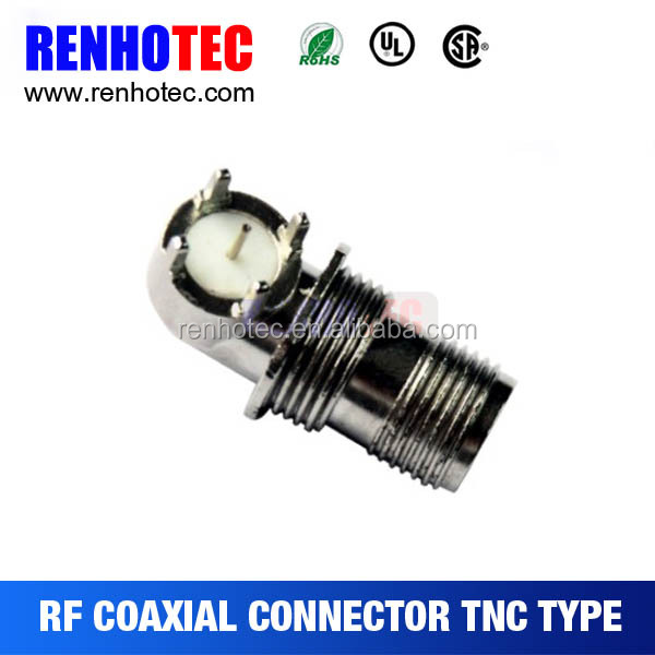 Dosin hot wedge tnc switch connector female Bulkhead