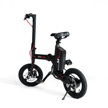 Newest factory price aluminium alloy frameiVelo electricbikewith disc brakers and 36v 250w brushless motor