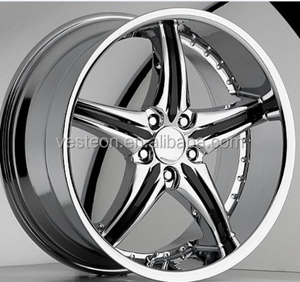 18inch chrome wire wheels 5x114.3