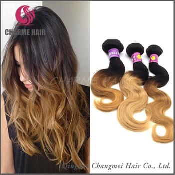 Fashionable blonde brazilian hair color 27 double weft sew in fashionable blonde brazilian hair color 27 double weft sew in human hair weave pmusecretfo Images