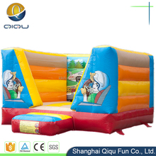 Promotion cheap inflables inflatable mini combo jumper for sale / indoor inflatable bouncer for kids / inflatable jumping house