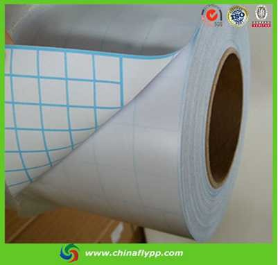 direct sell korea market lamination film blue, protective lamination film manufacturer