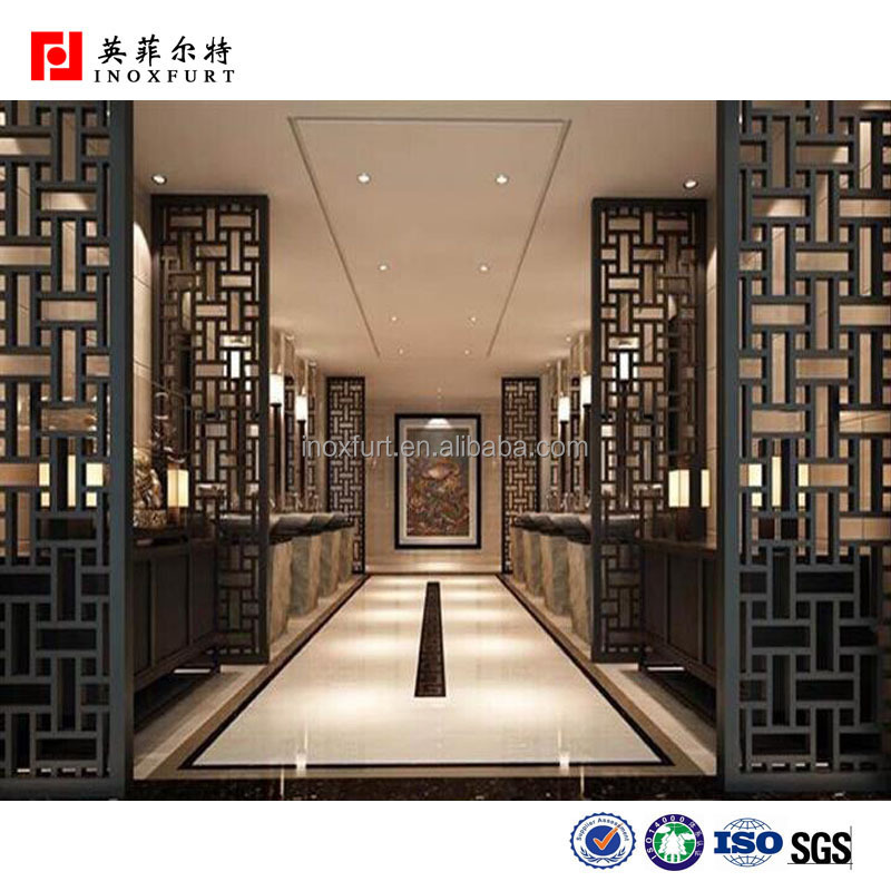 Factory Supply Fashionable Restaurant Screen Dividers
