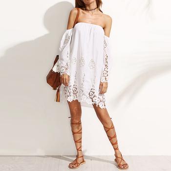 2019 Ausverkauf Outlet zu verkaufen Farben und auffällig Chic Kleidung Spitze Weiß Zigeuner Boho Kleid - Buy Boho Kleid,Weiß Boho  Kleid,Gypsy Kleid Product on Alibaba.com