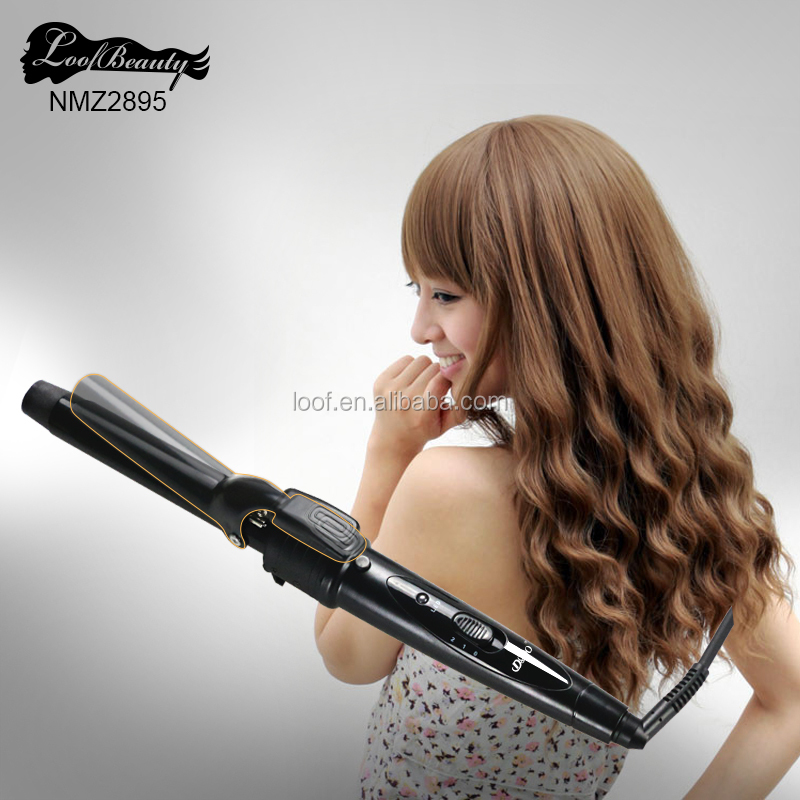 best hair curler 2016 ceramic curling wand hot tools 2 inch curling iron