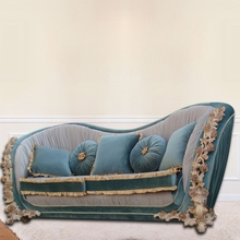 Wedding furniture for the bride and the bridegroom,European style sofa 3 seaters sofa for living room