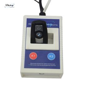 Car transponder key programming machine for B-M-W CAS3+ universal car key  programmer