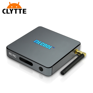 BB2 PRO 8k android tv box With Android TV 7 1 android tv box Support For  2 4GHz+5 0GHz Dual Band wifi sata 8 core