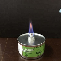 Chafing fuels warmer