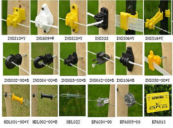 Top Quality Electric Fencing Insulators Hot Sale To Usa