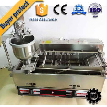 hot selling commercial industrial mini donut fryer machine