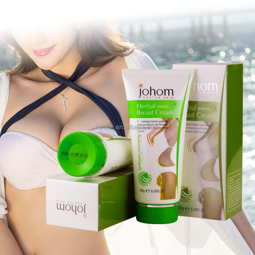 Women breast cream